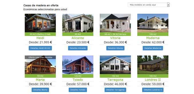 Daype Casas Prefabricadas Precios